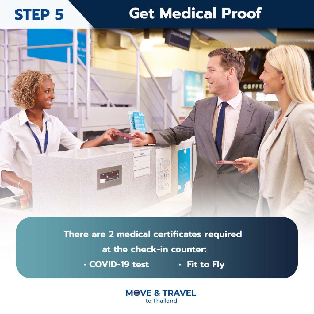 get medical proof