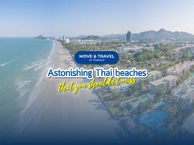 stonishing Thai beaches that you shouldn't miss
