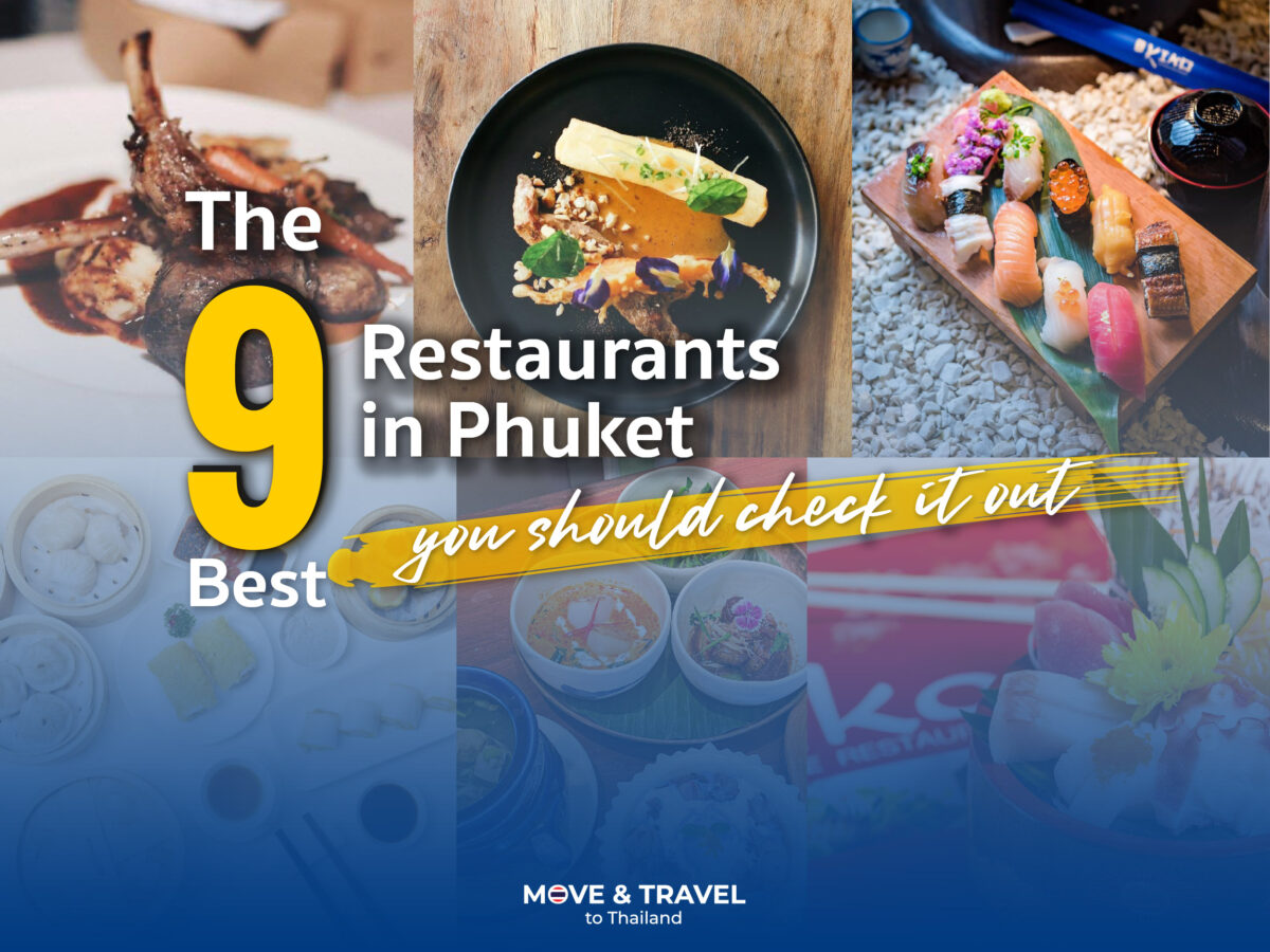 The 9 Best Restaurants in Phuket
