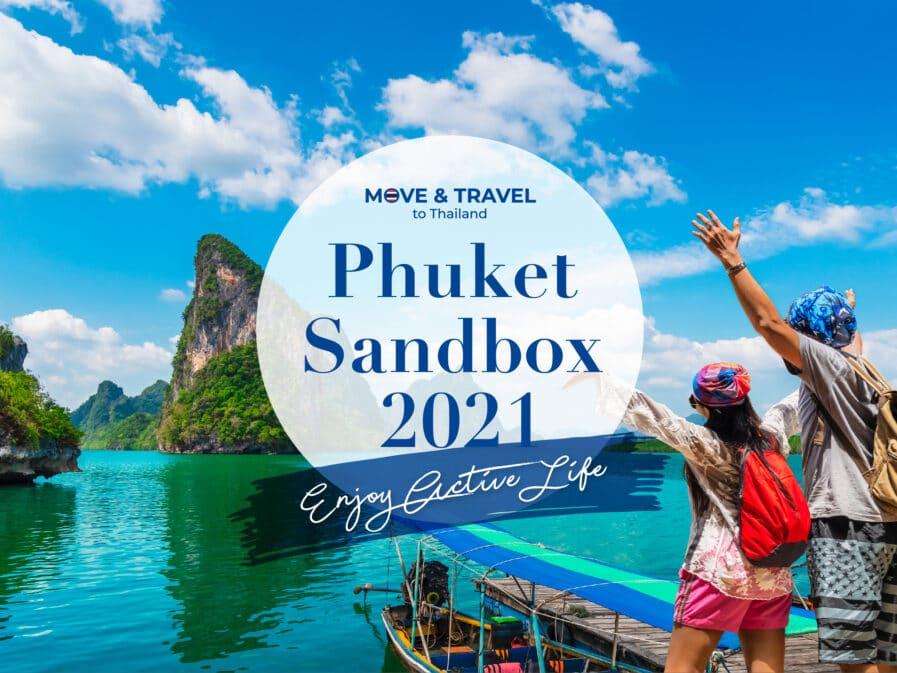 Phuket Sandbox 2021 Enjoy Active Life